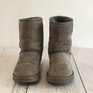 Gray UGG Boots Size 7